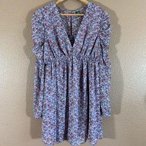 Wild Fable Cottagecore Midi Dress Size Large